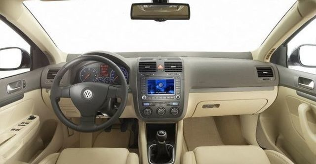2008 Volkswagen Jetta 2.0 TDI  第8張相片
