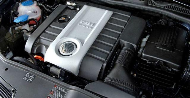 2008 Volkswagen Jetta 2.0 TDI  第9張相片