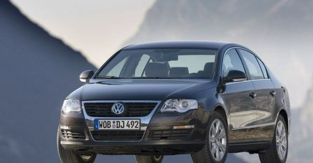2008 Volkswagen Passat 2.0 TSI  第1張相片