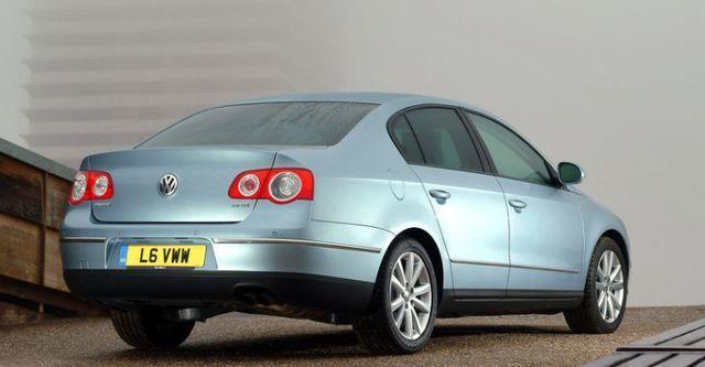 2008 Volkswagen Passat 2.0 TSI  第3張相片