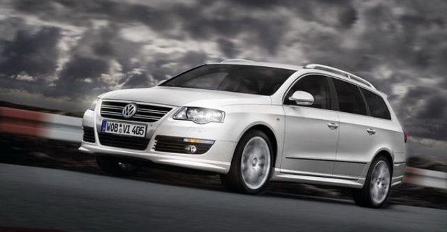 2008 Volkswagen Passat Variant 2.0 TDI  第1張相片