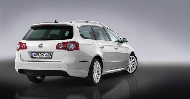 2008 Volkswagen Passat Variant 2.0 TDI  第3張相片