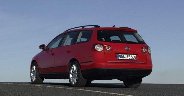 2008 Volkswagen Passat Variant 2.0 TDI  第4張相片