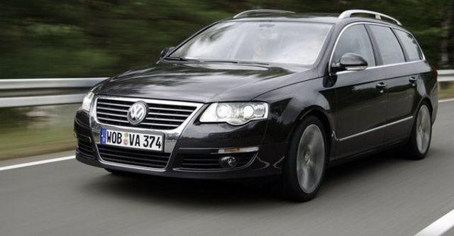 2008 Volkswagen Passat Variant 2.0 TDI  第5張相片