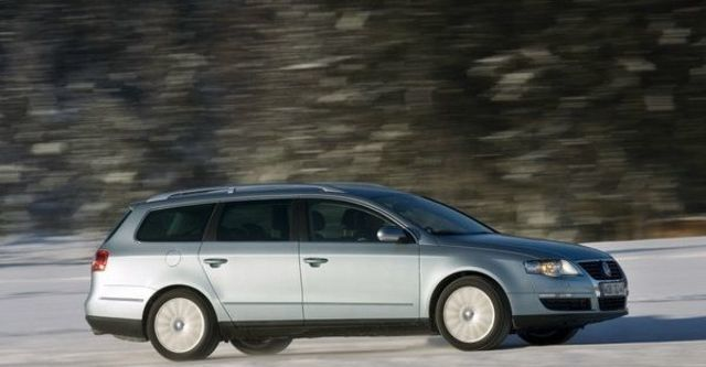2008 Volkswagen Passat Variant 2.0 TDI  第6張相片