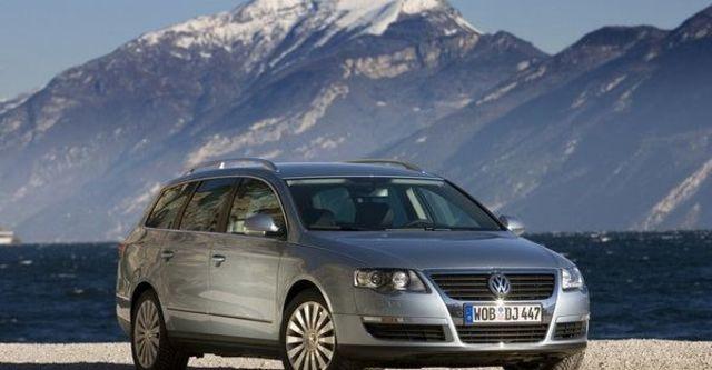2008 Volkswagen Passat Variant 2.0 TDI  第7張相片