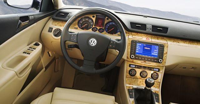 2008 Volkswagen Passat Variant 2.0 TDI  第9張相片