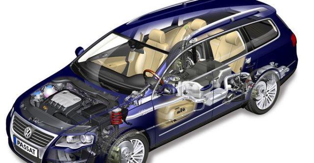 2008 Volkswagen Passat Variant 2.0 TDI  第10張相片