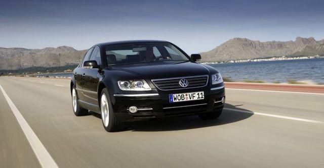 2008 Volkswagen Phaeton V8 五人座長軸  第5張相片
