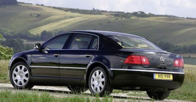 2008 Volkswagen Phaeton V8 四人座長軸  第3張相片