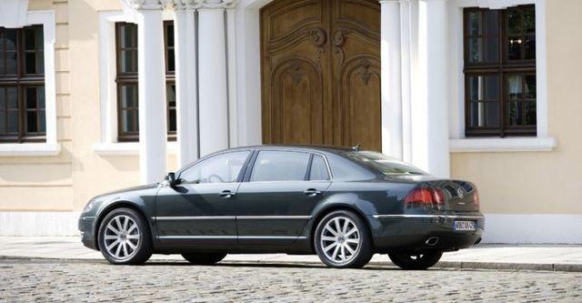 2008 Volkswagen Phaeton V8 四人座長軸  第4張相片