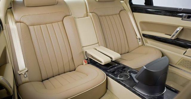 2008 Volkswagen Phaeton V8 四人座長軸  第8張相片
