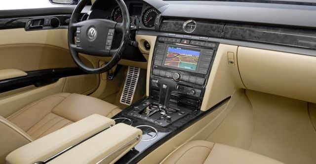 2008 Volkswagen Phaeton W12 四人座長軸  第7張相片