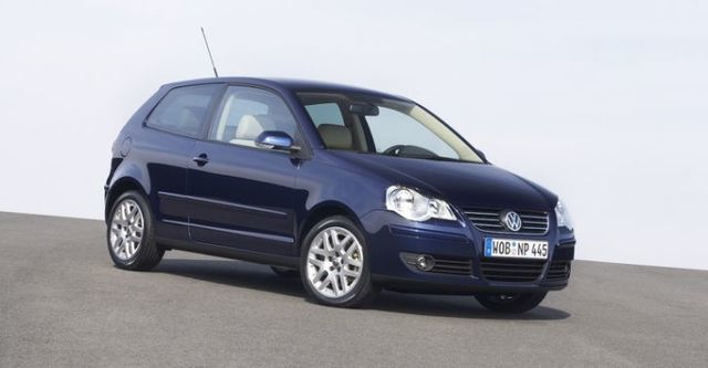 2008 Volkswagen Polo 1.4 3D  第2張相片