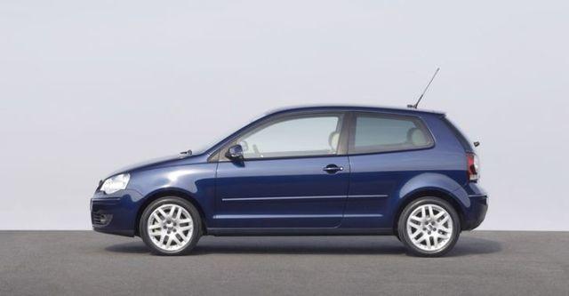2008 Volkswagen Polo 1.4 3D  第3張相片