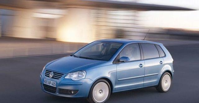 2008 Volkswagen Polo 1.4 5D