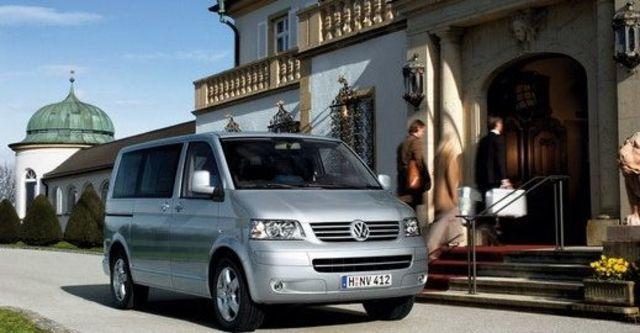 2008 Volkswagen T5 Caravelle 2.5 TDI SWB 豪華型  第9張相片