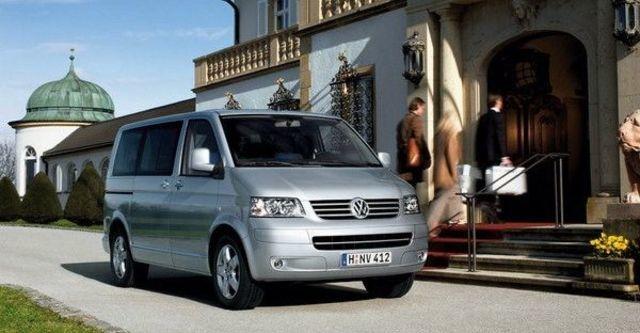 2008 Volkswagen T5 Caravelle 2.5 TDI SWB 都會型  第1張相片