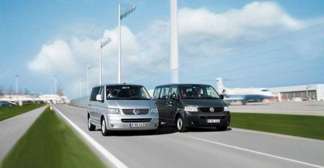 2008 Volkswagen T5 Caravelle 2.5 TDI SWB 都會型  第6張相片