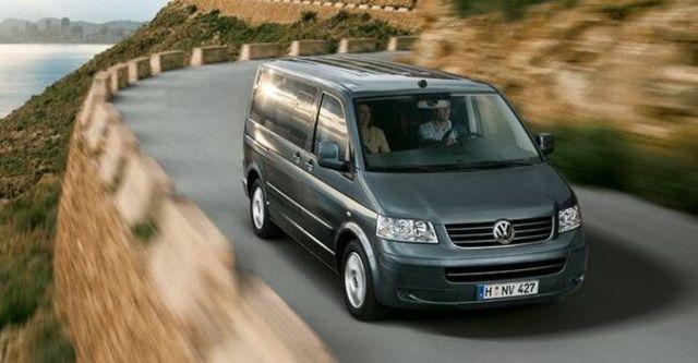 2008 Volkswagen T5 Multivan 2.5 TDI  第1張相片