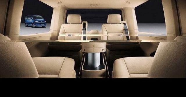 2008 Volkswagen T5 Multivan 2.5 TDI  第4張相片