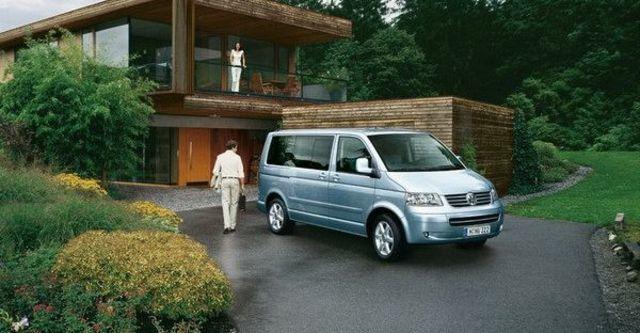 2008 Volkswagen T5 Multivan Executive 2.5 TDI  第2張相片