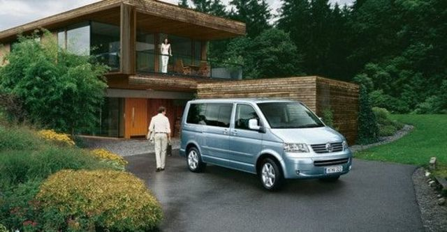 2008 Volkswagen T5 Multivan Executive 2.5 TDI  第11張相片