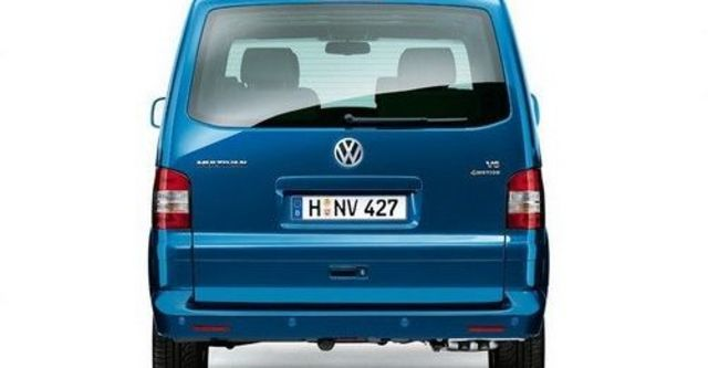 2008 Volkswagen T5 Multivan Executive 3.2 V6  第10張相片