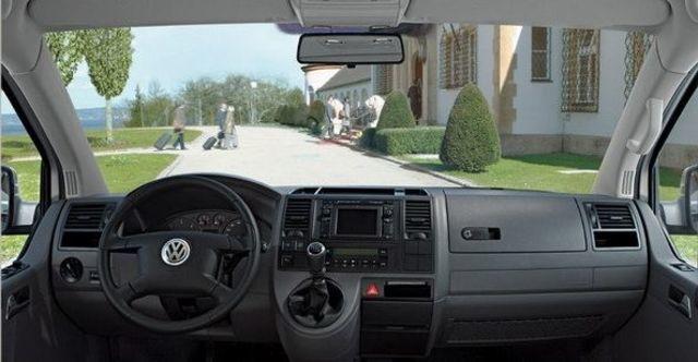 2008 Volkswagen T5 Shuttle LWB 1.9 TDI  第3張相片