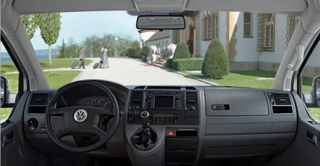 2008 Volkswagen T5 Shuttle LWB 2.5 TDI  第3張相片