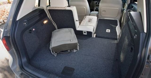 2008 Volkswagen Tiguan 2.0 FSI  第5張相片