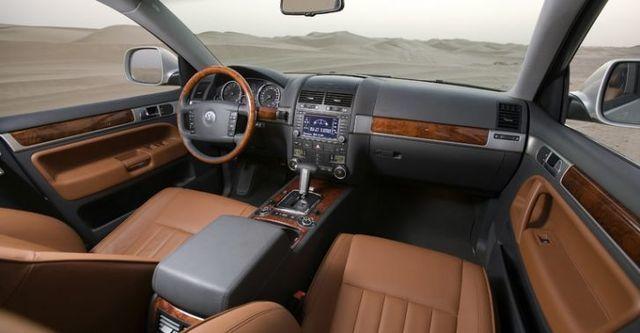2008 Volkswagen Touareg R5 TDI  第6張相片