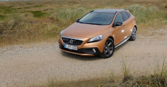 2015 Volvo V40 Cross Country D4旗艦版  第1張相片