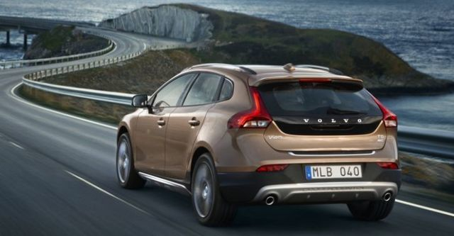 2015 Volvo V40 Cross Country D4旗艦版  第4張相片