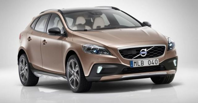 2015 Volvo V40 Cross Country D4豪華版  第4張相片