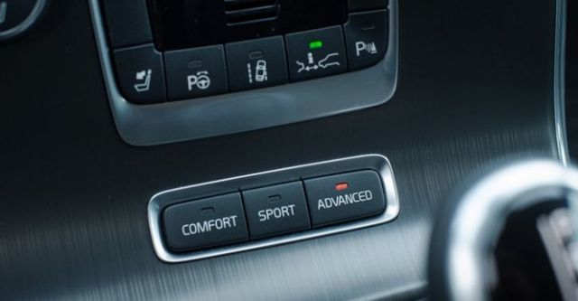 2015 Volvo V60 D4 旗艦版  第7張相片