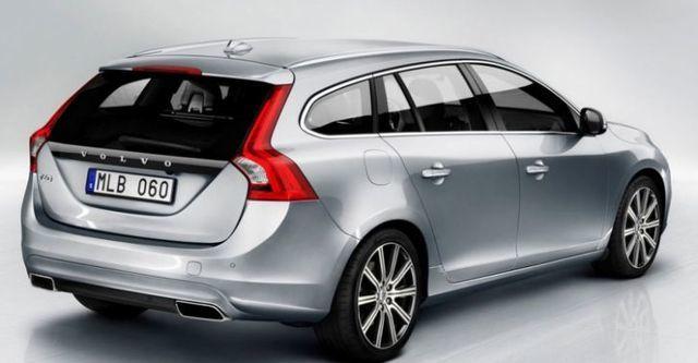2015 Volvo V60 T6 旗艦款  第2張相片