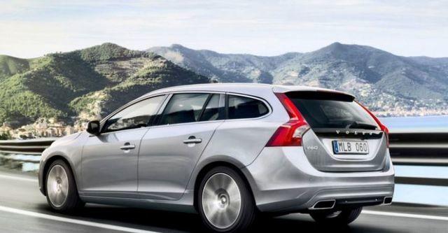2015 Volvo V60 T6 旗艦款  第3張相片