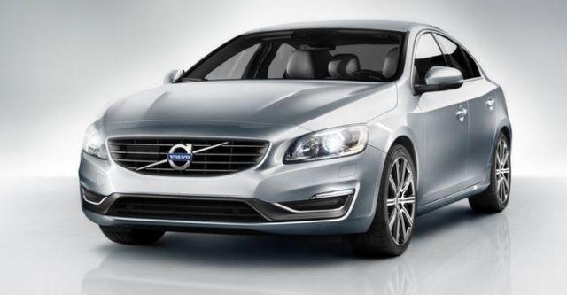 2014 Volvo S60 T5 豪華版  第1張相片