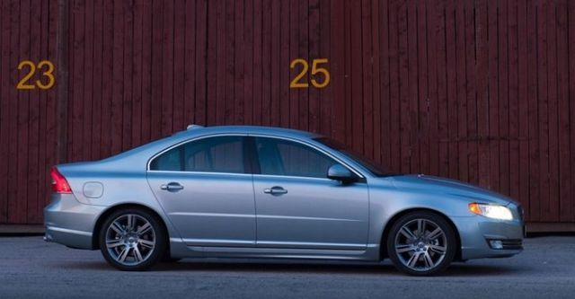 2014 Volvo S80 D5 旗艦版  第2張相片