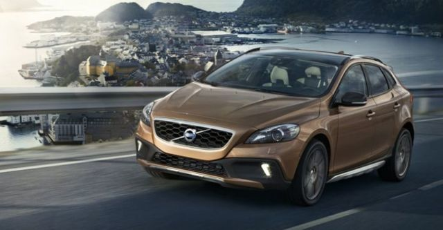 2014 Volvo V40 Cross Country D2旗艦版  第1張相片