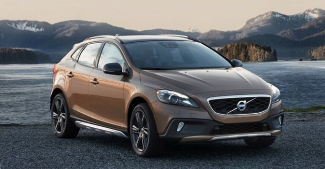 2014 Volvo V40 Cross Country D2豪華版