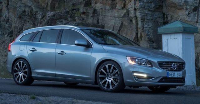 2014 Volvo V60 D4 旗艦版  第1張相片