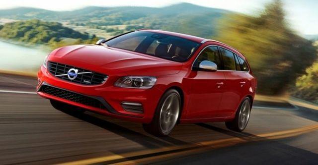 2014 Volvo V60 T5 R-Design  第1張相片