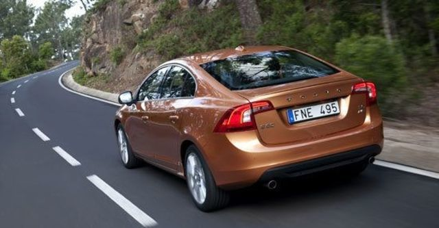 2013 Volvo S60 D4 旗艦版  第9張相片