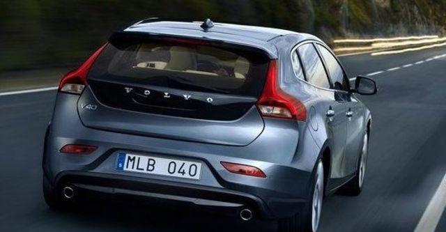 2013 Volvo V40 T4豪華版  第7張相片