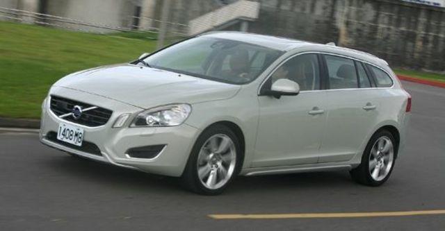 2013 Volvo V60 D4 豪華版  第1張相片