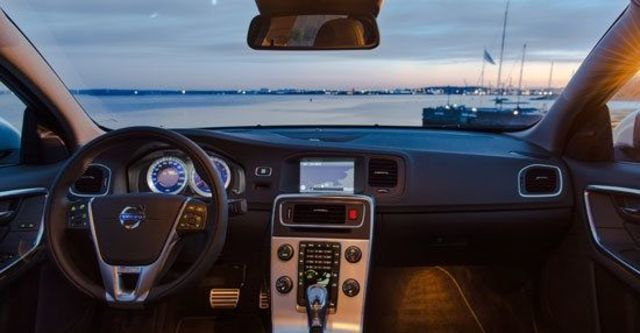 2013 Volvo V60 D4 豪華版  第4張相片
