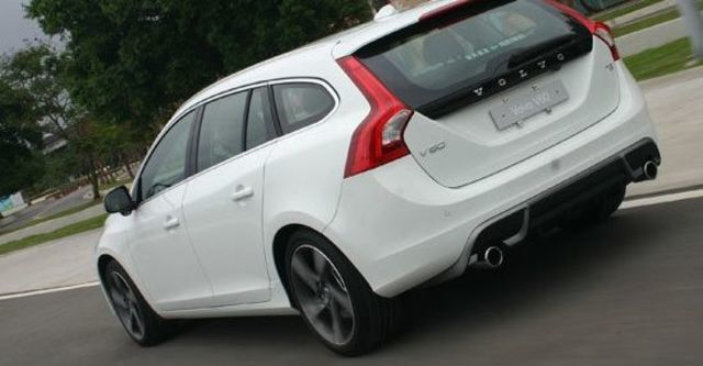 2013 Volvo V60 T5 R-Design  第3張相片
