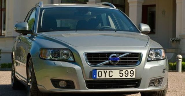 2012 Volvo V50 2  第1張相片